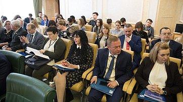 Парламентские слушания Комитета СФ понауке, образованию икультуре. Запись трансляции от10апреля 2018г
