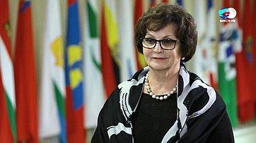 Е. Лахова опоиске эффективных решений развития Брянской области
