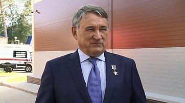Ю. Воробьева поздравил студентов Вологодского государственного университета сначалом нового учебного года