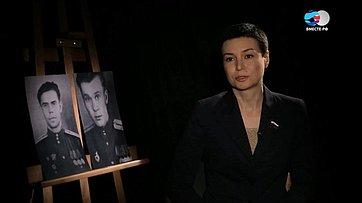 И. Рукавишникова: Оба моих деда дошли доБерлина