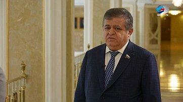 В. Джабаров овыходе США изДоговора оРСМД