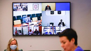 Семинар-совещание «Опроекте федерального закона «Процессуальный кодекс Российской Федерации обадминистративных правонарушениях» вформате видеоконференции. Запись трансляции от2июля 2020года