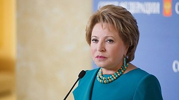 Россия демонстрирует искренние намерения вмирном решении кризиса наУкраине— Председатель СФ