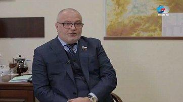 А. Клишас овыборах Президента России
