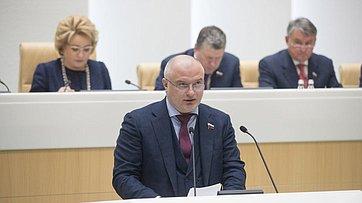 А. Клишас оназначении выборов Президента РФ