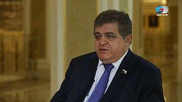 В. Джабаров оПослании Президента РФ Федеральному Собранию