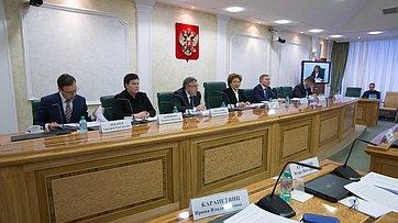 Выступление Г. Кареловой наСовете поделам инвалидов при Председателе СФ