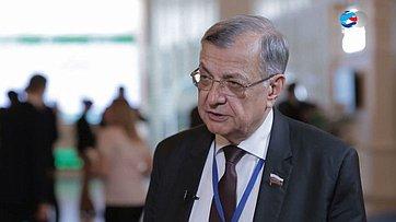 С. Жиряков оНевском экологическом конгрессе