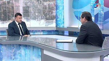 А. Никитин оперспективах развития Тамбовской области