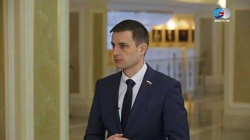 Д. Шатохин ореализации врегионе предложений Президента РФ поборьбе скоронавирусом