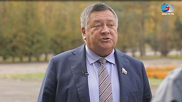 С. Калашников. Россия— Беларусь: напороге научно-технологического прорыва