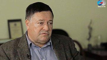 С. Калашников оперспективных проектах поразвитию внутреннего туризма вРоссии