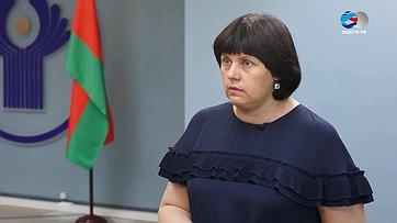 Е. Афанасьева омолодежной политике наVI Форуме регионов России иБеларуси