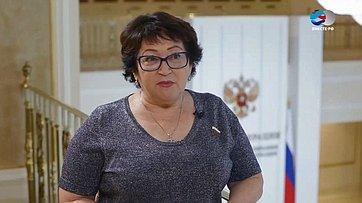Л. Талабаева омежрегиональном сотрудничестве России иФилиппин