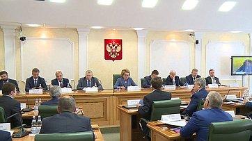 Выступление Председателя СФ назаседании Межрегионального банковского совета