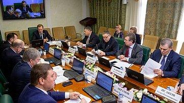 Заседание Комитета СФ поэкономической политике. Запись трансляции от24марта 2020года