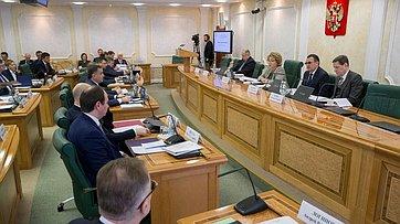 Выступление В. Матвиенко навстрече состатс-секретарями– заместителями руководителей федеральных органов исполнительной власти