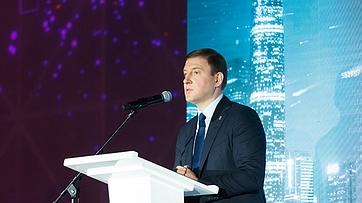 Выступление А.Турчака назаседании Совета поразвитию цифровой экономики