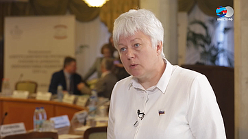 О.Тимофеева осотрудничестве регионов России иДонбасса