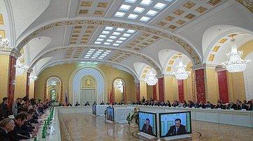 Выступление В. Матвиенко наторжественном мероприятии, посвященном 25-летию Законодательного Собрания Оренбургской области