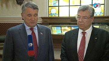 Суворовский центр планируют открыть вШвейцарии втечение года