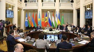 Валентина Матвиенко подвела итоги 52-го пленарного заседания Межпарламентской Ассамблеи государств-участников СНГ