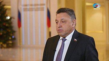 В. Тимченко обитогах работы Комитета СФ поРегламенту иорганизации парламентской деятельности