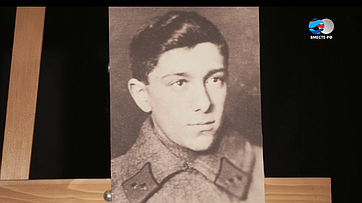 Отец закончил войну капитаном танкистов— С.Калашников