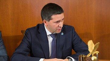 Встреча В. Матвиенко сруководством Ямало-Ненецкого автономного округа