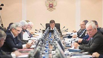 Расширенное заседание Комитета СФ помеждународным делам. Запись трансляции от20ноября 2017г