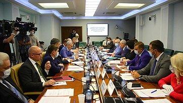 Заседание Временной комиссии позащите государственного суверенитета ипредотвращению вмешательства вовнутренние дела РФ. Запись трансляции от6июля 2020года