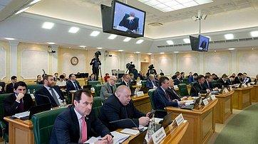Расширенное заседание Комитета СФ поэкономической политике. Запись трансляции от15января 2018г