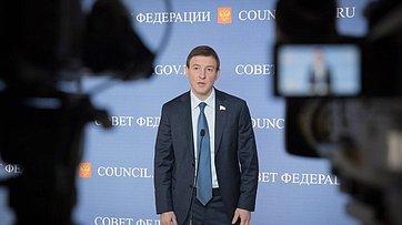 А. Турчак овыборах Президента России