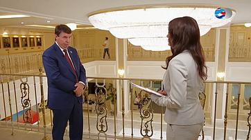 С.Цеков: Крым для паломников ирелигиозных туристов станет более доступным