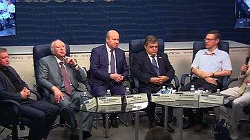 «Круглый стол»: «Россия — Китай: новый этап стратегического сотрудничества»