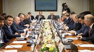 Заседание Комитета СФ поэкономической политике. Запись трансляции от10 октября 2019года