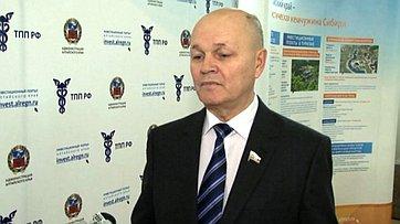 М. Щетинин о презентации инвестиционного потенциала Алтайского края в ТПП России