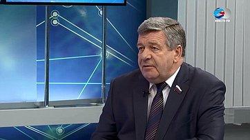 В. Семенов обизменениях вбюджете для выполнения задач Послания Президента РФ