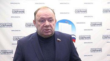 В. Лаптев: Совет Федерации будет плотно работать сновым составом Госдумы