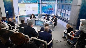 Заседание Комитета СФ побюджету ифинансовым рынкам. Запись трансляции от20декабря 2018года
