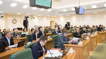 Расширенное заседание Комитета СФ побюджету ифинансовым рынкам. Запись трансляции от29января 2018г