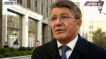 В. Озеров о задержании террористов в Москве в программе телеканала НТВ
