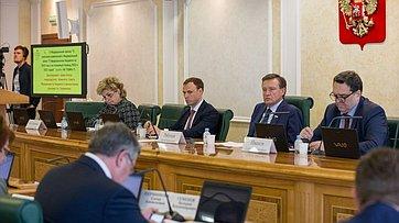Расширенное заседание Комитета СФ побюджету ифинансовым рынкам. Запись трансляции от8июля 2019года