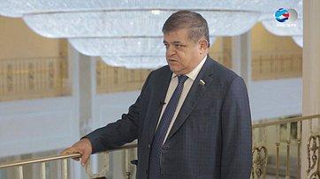 В.Джабаров о«Прямой линии» сВ.Путиным