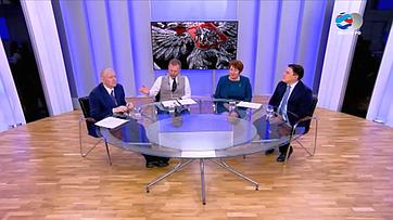 Изменения вналоговом законодательстве России. Программа «Сенат» телеканала «Россия 24»