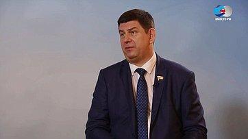 В. Смирнов оVI Форуме регионов России иБеларуси