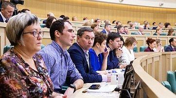 Встреча Председателя Совета Федерации стружениками социальной сферы села. Запись трансляции от15февраля 2019года