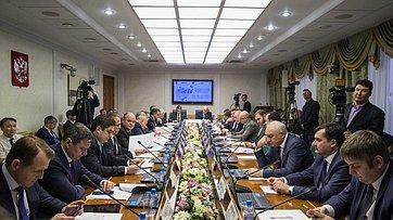 Расширенное заседание Комитета СФ поэкономической политике. Запись трансляции от14декабря 2017г