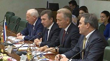Совет Федерации призывает немецких коллег активизировать двусторонние контакты