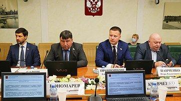 Заседание Комитета СФ поэкономической политикем. Запись трансляции от6 октября 2020года